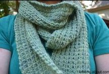 Knitting Stitches / All about different knitting stitch patterns, how to knit them and how to use them.