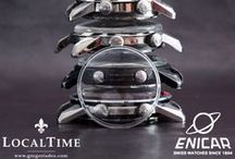 Watch Parts / by LOCALTIME [Vintage Watches & Accessories]