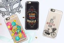 ♥ CASETIFY | Mye De Leon ♥ / These are my designs on Casetify.  You can find more at casetify.com/myedeleon.  Casetify takes pride in offering beautiful but tough cases! Free Shipping Worldwide ✈ / by Mye De Leon