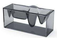 - BUREAU - / Des objets design toujours utiles sur votre bureau ! Et en plus ils sont beaux et originaux !