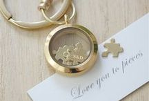 Personalised Engraved Keyrings / All our beautiful keyrings, with added personalisation.