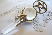 Crystals,Wands,Pendulums...