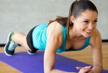 Fitness / Pin different workout ideas to help keep fit.