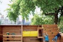 Urban Homestead / Backyard / Urban homesteading, great backyards, and family life outside