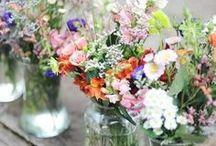 Lovely flowers / by Marina Ruiz