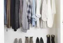 Interior // Organizing / Order in the Chaos. My favorite inspiration for organising clutter in the home.