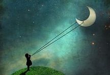 MOON!Madre Luna / by Ruth Poppe