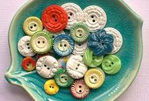 Buttons, Buttons, Buttons / Cool collections of buttons from all over. / by Buttons Galore and More
