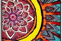 Mandalas / by Ruth Poppe