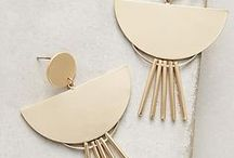 Fashion // Jewelry / Beautiful jewelry.
