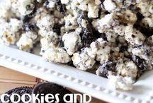 Popcorn and Snacks