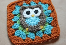 Crocheting / by Barbara Rogers