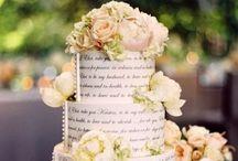 Wedding Cakes / by Katherine