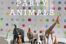 birthday celebrations / by Ann Neslen