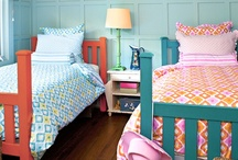 i love kids bedrooms / by retro mummy