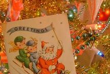 Vintage Silver Christmas Trees And More!!!