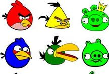 ANGRY BIRDS  ♥ ♥ ♥    / Best game ever !!! / by ToxicMermaid
