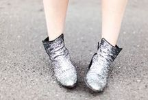 Fashion // Glitter / Outfits + style inspiration with a little bit of everyday glitter & glamour.
