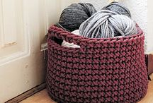 Knitting and Crocheting / Templates and ideas for knitting and crocheting / by Rosie Barney