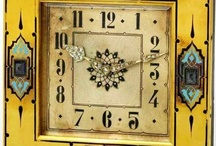 Clocks and Other Timepieces / by Pat MacKenzie