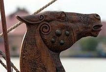 The Terror From The North / Vikings, Norsemen, Ancestors / by S Olsen