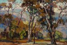 The best of California Art / John Moran Auctioneers, Altadena,CA California and American Impressionist Paintings at auction