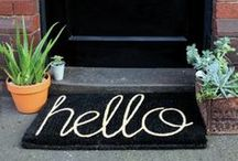 Curb Appeal <3 / by Natalie Curtis