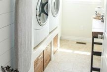 Laundry Room Ideas / by Natalie Curtis