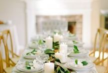 Events: Tablesetting / by Kaylee Ginnane