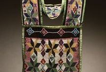 Native American / Beadwork / Beautiful bead work done by Native Americans. Sold at auction by, John Moran Auctioneers, Pasadena, CA