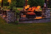 Backyard Romance / Beautiful ideas  for landscaping  your backyard.