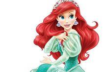 Ariel Costume Inspiration
