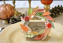 Fall & Thanksgiving Crafts