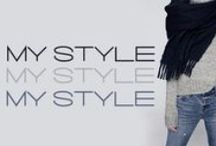 My Style / by ★San★