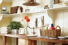 Home Organisation & Laundry / Ideas to keep the household running smoothly and beautifully.
