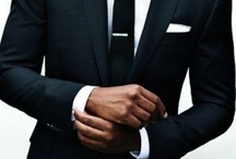 love a well dressed man...