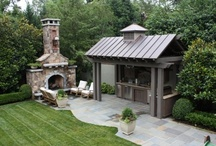 Outdoor Rooms / by Shelia Cannington