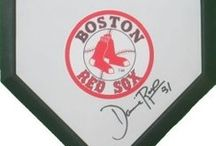 Boston Red Sox Autographed Baseball Collectibles / Welcome to my selection of autographed Boston Red Sox baseballs and more. We at Southwestconnection-Memorabilia offer a wide variety of autographed MLB collectibles including Baseballs, Bats, Batting Helmets, Bases, Pitching Rubbers and more!! Please check out my website: www.AutographedwithProof.com  for additional autographed memorabilia, including MLB, NFL, NHL, NBA and more! All items include photographic proof of our encounter with the athlete to insure authenticity!
