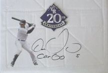 Colorado Rockies Autographed Baseball Collectibles / Welcome to my selection of autographed Colorado Rockies baseballs and more. We at Southwestconnection-Memorabilia offer a wide variety of autographed MLB collectibles including Baseballs, Bats, Batting Helmets, Bases, Pitching Rubbers and more!! Please check out my website: www.AutographedwithProof.com  for additional autographed memorabilia, including MLB, NFL, NHL, NBA and more! All items include photographic proof of our encounter with the athlete to insure authenticity!