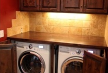 Laundry Rooms / by Jane Dewitt