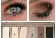 Beauty-ful / Makeup tips, tricks and ideas / by MyFriendCait