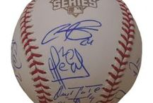 Kansas City Royals Autographed Baseball Collectibles / Welcome to my selection of autographed Kansas City Royals baseballs and more. We at Southwestconnection-Memorabilia offer a wide variety of autographed MLB collectibles including Baseballs, Bats, Batting Helmets, Bases, Pitching Rubbers and more!! Please check out my website: www.AutographedwithProof.com for additional autographed memorabilia, including MLB, NFL, NHL, NBA and more! All items include photographic proof of our encounter with the athlete to insure authenticity!