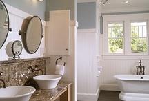 Home | Bathroom inspiration / Inspiration for my dream house bathroom! / by MyFriendCait