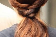 Hair/makeup / by Sofia Franco