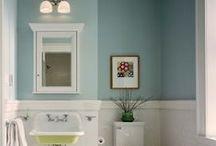 bathroom ideas / by Sema Thimmes