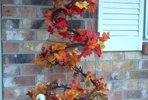 Fall Decor / by Sharon Greer