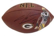 Green Bay Packers Autographed Football Collectibles / Welcome to my selection of autographed Green Bay Packers footballs & more. We at Southwestconnection-Memorabilia offer a wide variety of autographed NFL collectibles including Footballs, Full Size Helmets, Mini Helmets, Jerseys, Pylons & Lithos! Please check out my website: www.AutographedwithProof.com for additional autographed memorabilia, including MLB, NFL, NHL, NBA and more! All items include photographic proof of our encounter with the athlete to insure authenticity!