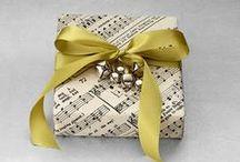 package.wrap.tie / by Morgan Aiello