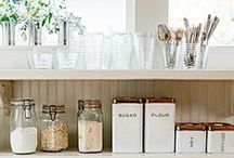Home Organization / Tips and tricks to finding a place for everything in your home / by Sunset Magazine