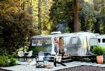 Airstreams / These beauties tap into our mania for all things Airstream